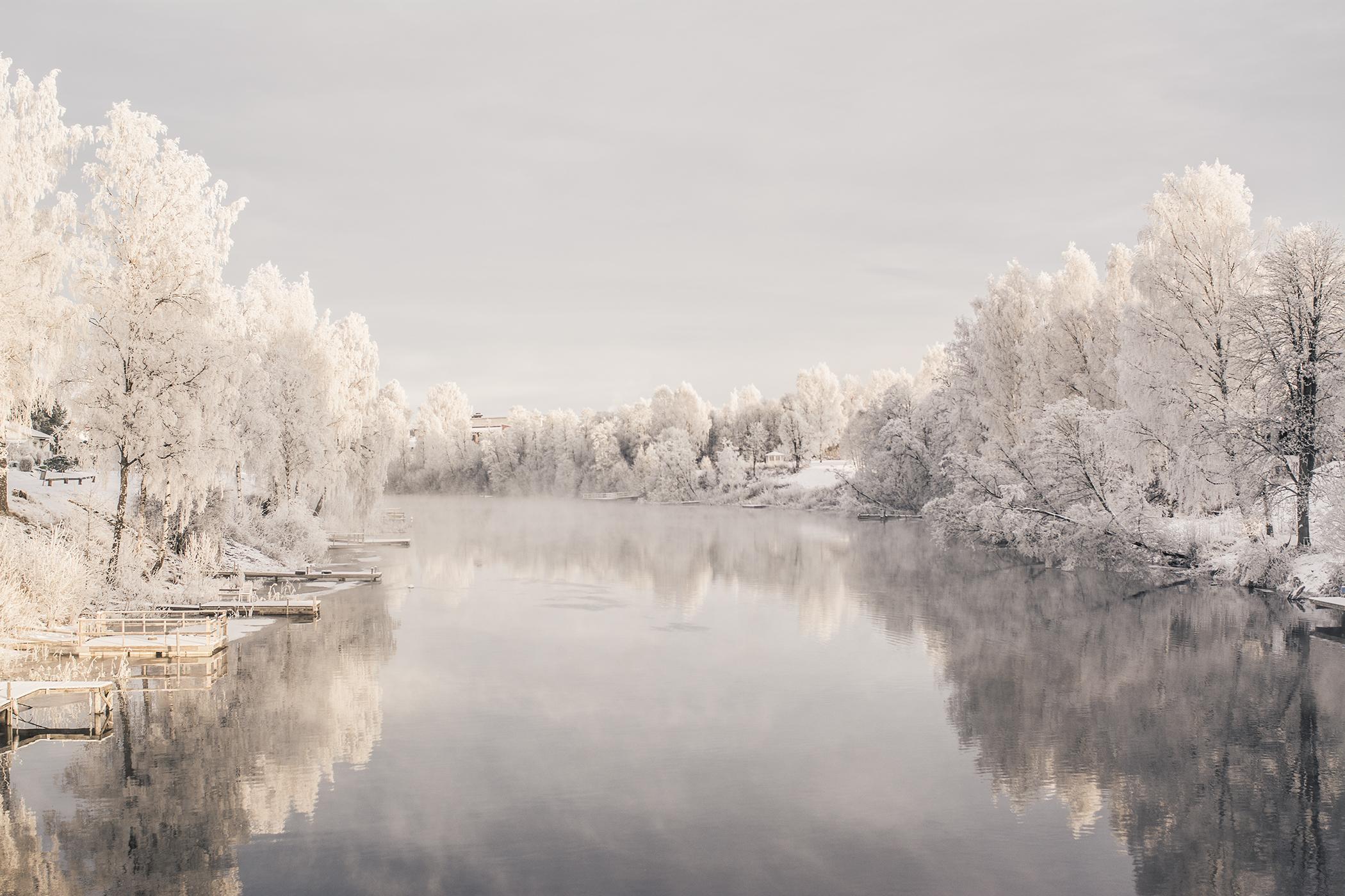 Vintern.
